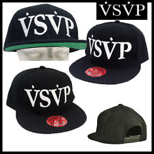 NEW SNAP BACK ***VSVP*** ASAP ROCKY A$AP **BLACK** CAP HAT