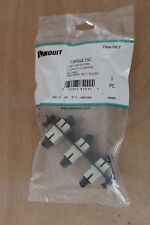 PANDUIT FAP6WEISC PAN-NET SC Fiber Adapter Panels – OM1 62.5/125μm