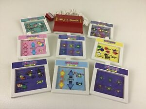 Amazing Ally Baby Doll Ally's Book Cartridges Cards 9pc Lot Vintage Playmates