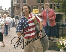 ROB SCHNEIDER SIGNED 8X10 PHOTO PROOF COA AUTOGRAPH DEUCE BIGALOW