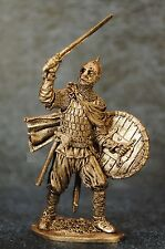 Tin Soldiers * Middle Ages * Ancient Russian Warrior, 10th century * 54 mm