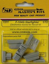 CMK 1/72 F-104G Starfighter Electronics Boxes for Revell # 7211