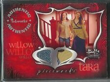 Buffy Connections DUAL Pieceworks PWC3 Willow Tara