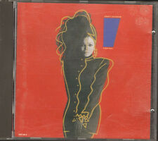 JANET JACKSON CONTROL 9 track CD 1986