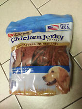 TOPCHEWS Chicken Jerky Fillets 3 lb Premium Dog Treats,   top chews  waggin chew