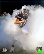 SAN DIEGO CHARGERS PHILIP RIVERS 8x10 PHOTO FILE PHOTO
