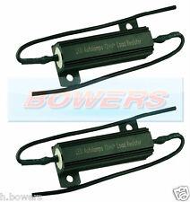 PAIR OF LED AUTOLAMPS LR12 12V VOLT LOAD RESISTOR FOR LED LIGHTS/LAMPS