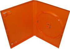 1 orange boîtier DVD Simple Amaray