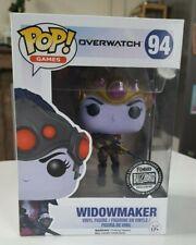 Funko POP  Widowmaker Overwatch - Blizzard Exclusive - RARE