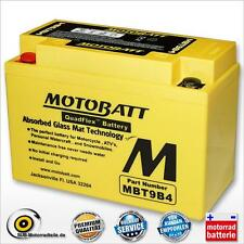 Motobatt batería mbt9b4