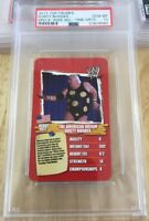 Dusty Rhodes 2011 Top Trumps Wwe All Time Greats Card Psa Graded 10 Pop 1