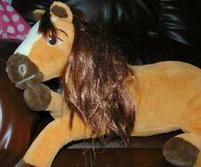 """Spirit Large 18"""" Lying Down Plush Horse Kids  Plushies"""