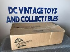 Vintage Tonka Rock Lords 1986 Empty Shipper Box Hard Find LOOK!!