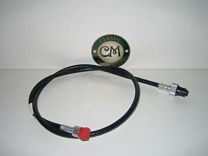 Speedo Cable Screw on - Classic Leyland Mini Clubman 1971-75, Moke, Morris 1100