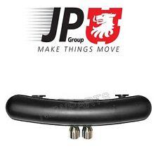 Porsche Sport Muffler Black Steel 76mm Dual Center Tail Pipes Dansk 101010161