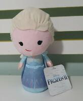 Frozen 2 Elsa Disney Plush Toy Soft Toy 18cm