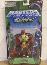 Masters OF THE UNIVERSE / HE-MAN snakemen-il generale ACTION FIGURE-NUOVISSIMO