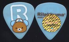 HELLO KITTY 2007 Authentic Sanrio Guitar Pick!!! RILAKKUMA Guitar Pick #2
