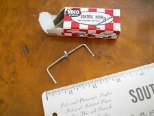 VECO MODEL AIRPLANE PART #341 1/2A ELEVATOR OR FLAPS CONTROL HORN  (NEW IN BOX)