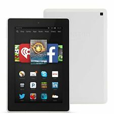 Amazon Kindle Fire HD 7 (4th Gen), 16GB, Wi-Fi, 7in - White -Very Good Condition