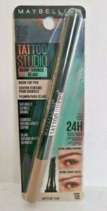 Maybelline Tattoo Studio Brow Tint Pen 350 Blonde NEW/SEALED