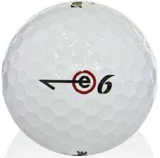 Bridgestone E6 Mint AAAAA 50 Pack Used Golf Balls 5(A) Quality