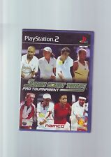 SMASH COURT TENNIS PRO TOURNAMENT - PLAYSTATION PS2 GAME - ORIGINAL & COMPLETE