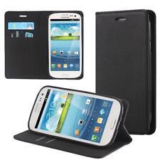 Custodia per Samsung Galaxy S3 i9300 S3 Neo i9301 Cover Case Portafoglio Wallet