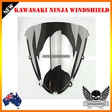 Double Bubble Windshield Windscreen Kawasaki Ninja ZX6R 636 ZX10R 2005-2008 new