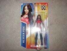 WWE Mattel Basic 13 Alicia Fox Divas Figure, Elite, Flashback, WWF, WCW