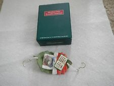 Hallmark 1989 Club Ornament - Collect A Dream - Mouse Sleeping In A Hammock