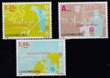 Luxemburg postfris 2003 MNH 1611-1613 - Gaart an Heem