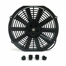 "10"" 1149 CFM High Performance Blu Cooling Fan  ZIRZFB10 cool muscle kit cooling"