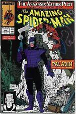 Amazing Spiderman (Vol 1) #320 - VF/NM - Assassin Nation Plot