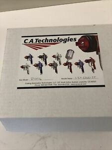 C.A. Technologies Panther P100G spray gun NIB.  1.8x2266-3t