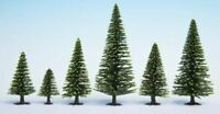 NOCH ALL SCALE SPRUCE TREES 5-9CM 5/   BN   26926