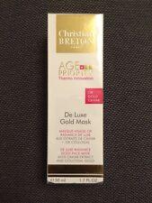 CHRISTIAN BRETON De Luxe Gold Mask 50ml with caviar extract & colloidal gold