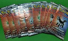 10 Pokemon Sealed Booster Packs Spanish EX Ruby & Sapphire Vintage Packs