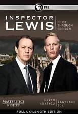 Masterpiece Mystery: Inspector Lewis - Pilot Through Series 6 (DVD, 2013)