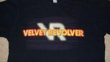 2-Sided VELVET REVOLVER Tour T-Shirt SMALL Slash GNR Guns N Roses Mens Womens