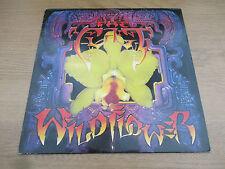 """The Cult – Wild Flower   Vinyl 12"""" UK 1987 Alternative Rock Beggars - BEG 195T"""