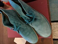 Clarks Originals x Concepts Desert Palmer Teal size 11 boot suede