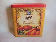 COLLECTIBLE MORAVIAN COOKIES TIN BOX