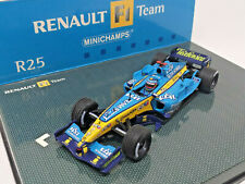 MINICHAMPS 1/43 - Renault F1 Team R25 Fernando Alonso - Art. 403050005