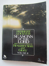 Seasons of the Lord - Bible-centred Devotions on Resurrection & Glory Volume II