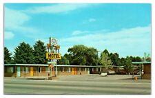 Aspen Motel, Loveland, CO Postcard