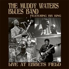 MUDDY WATERS BLUES BAND F/ BB KING - Live At Ebbets Field. New LP + sealed