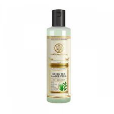 Khadi Natural Herbal Green Tea & Aloevera Hair Conditioner 210ml x 2