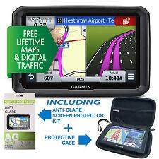 "Garmin Dezl 770 LMT-D 7"" LCD Truck HGV GPS SAT NAV Europe Maps & Digital Traffic"