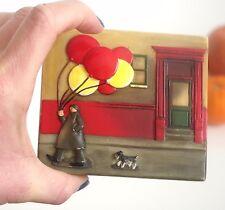Berit Kruger Johnson The Dream Seller Keepsake Box Art Gift Berit Kruger French